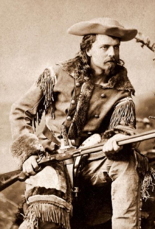 Wild West Figures Buffalo