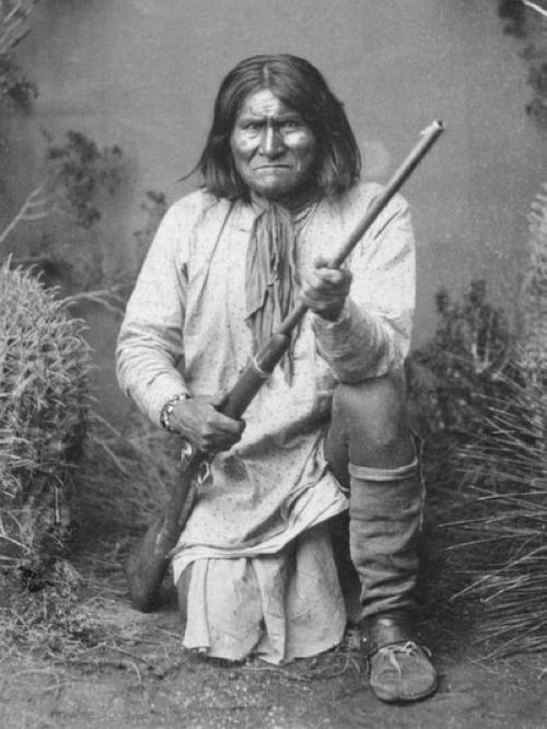 Wild West Figures Geronimo