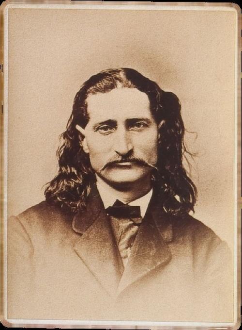 Wild West Figures Hickok