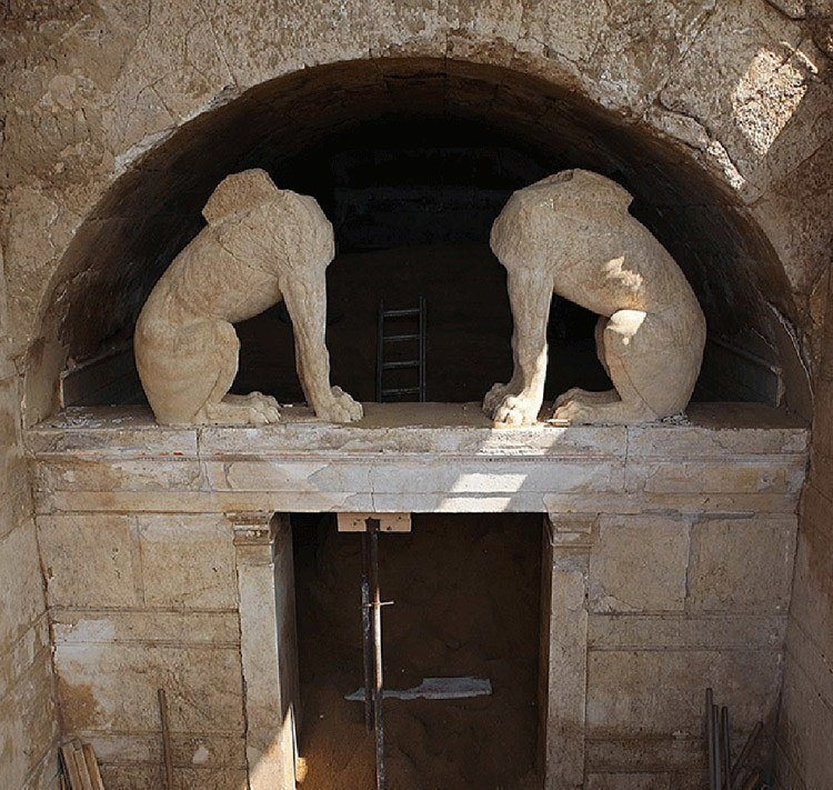 2014 Discoveries Greece Tomb