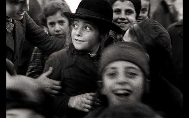 Jewish Schoolchildren In The 1930s
