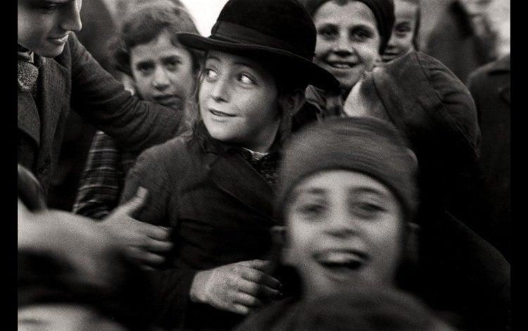 Jewish Schoolchildren In The 1930s