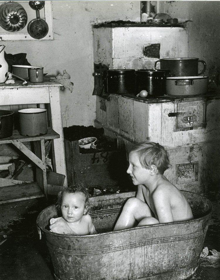 Jewish Life Bath Time