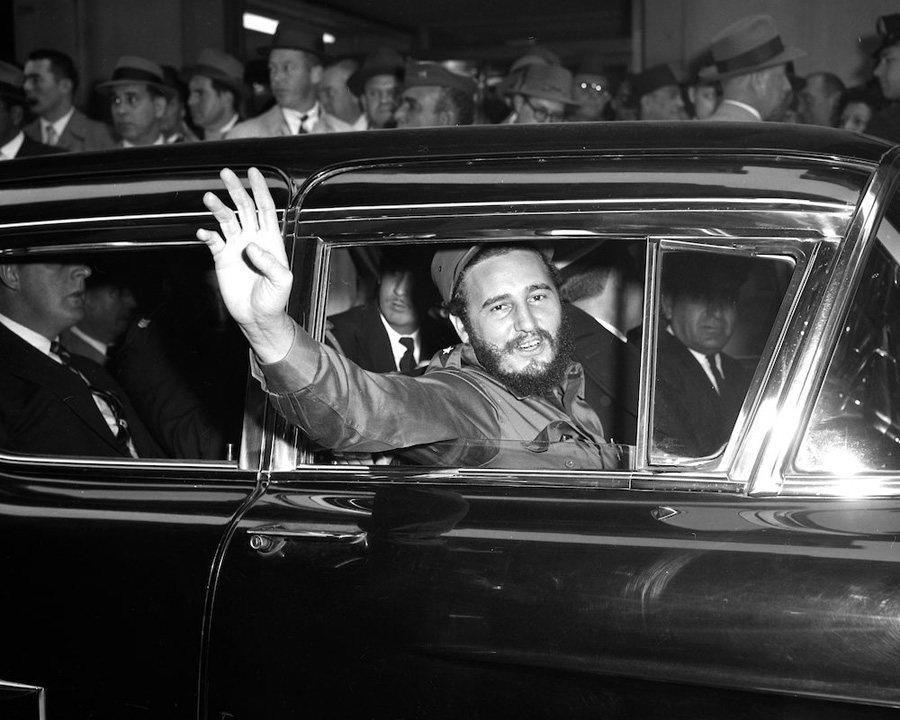 Photographs Of Fidel Castro