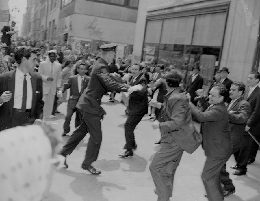 Fidel Castro Protests