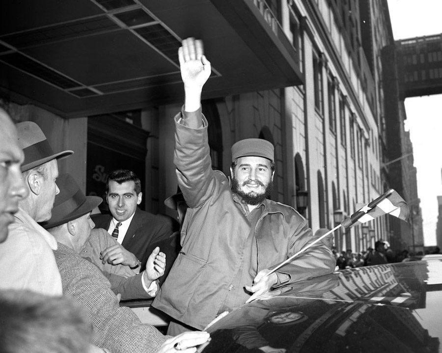 Fidel Castro Wave