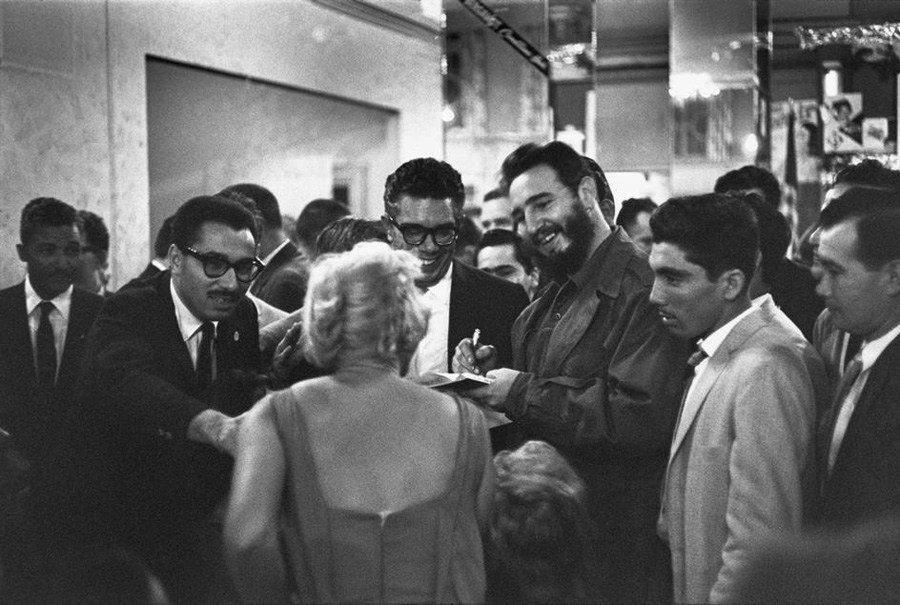 Fidel Castro Journalists