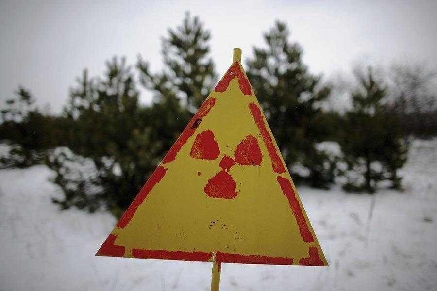 Abandoned Chernobyl Hazard