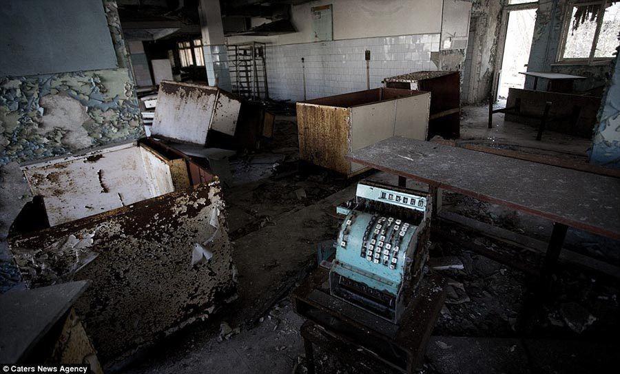 Abandoned Chernobyl Register