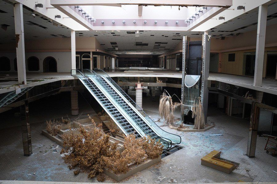 Abandoned Places In The US