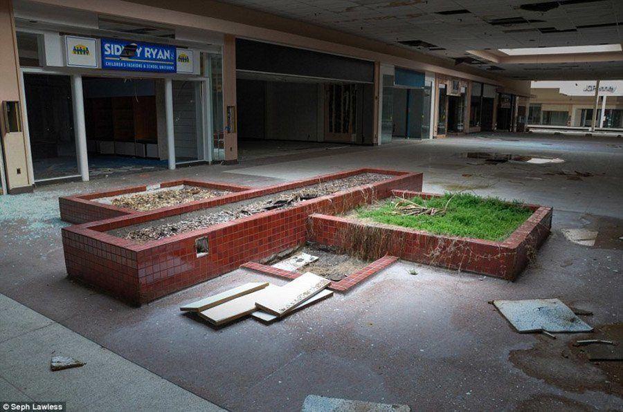 American Abandoned Malls