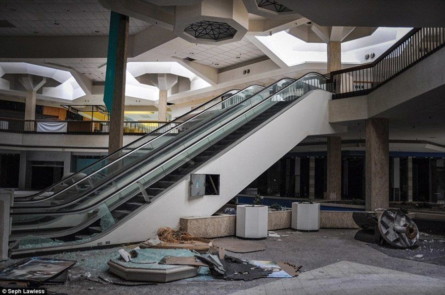 Images Of Abandoned Malls