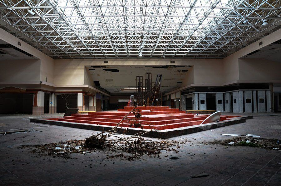 Abandoned Malls In America