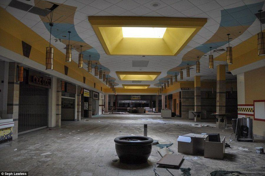 Abandoned Mall Pictures