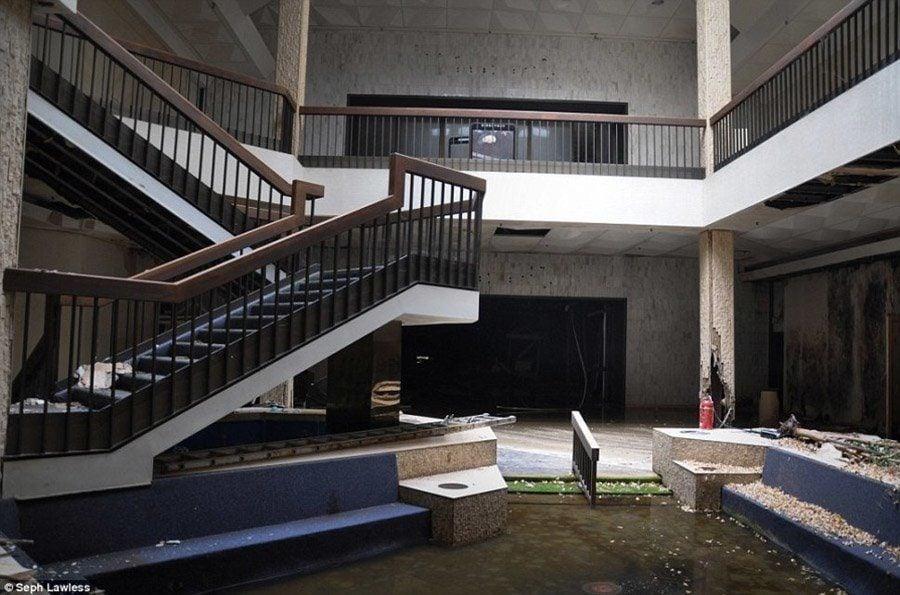 Haunting Abandoned Malls