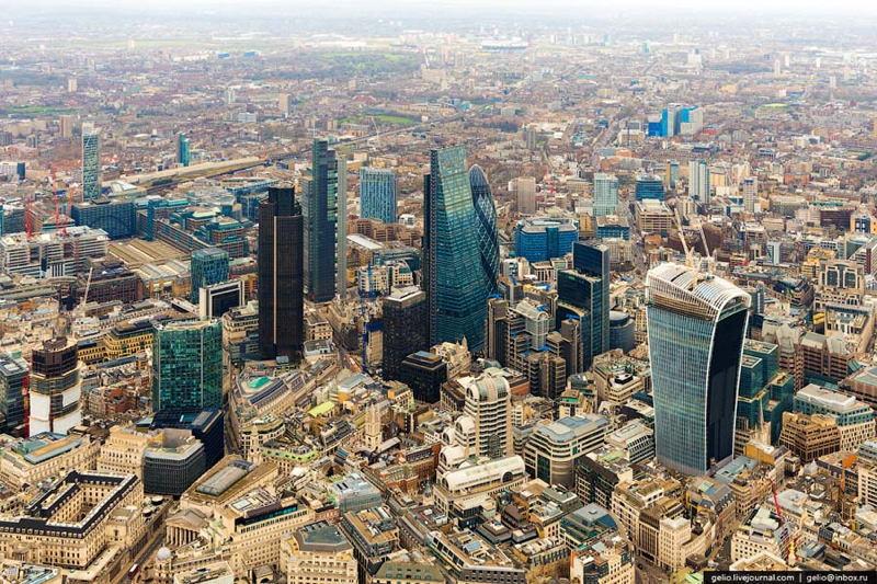 Aerial London Finance
