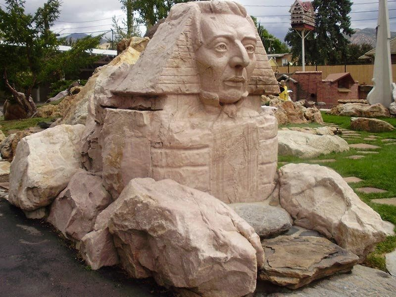 American Kitsch Gilgal Sphinx