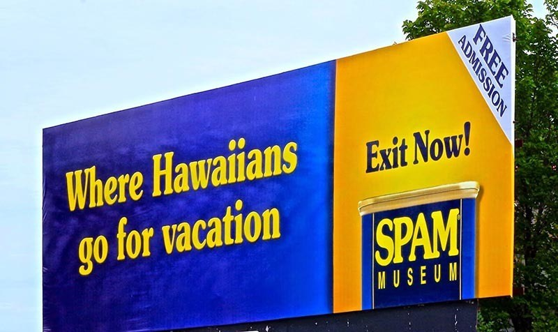 American Kitsch Spam Hawaiians