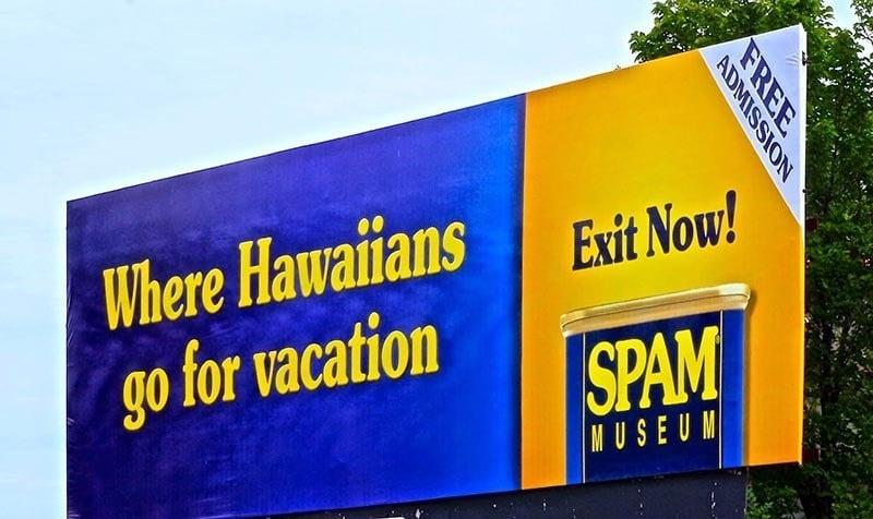American Kitsch Spam Hawaiians
