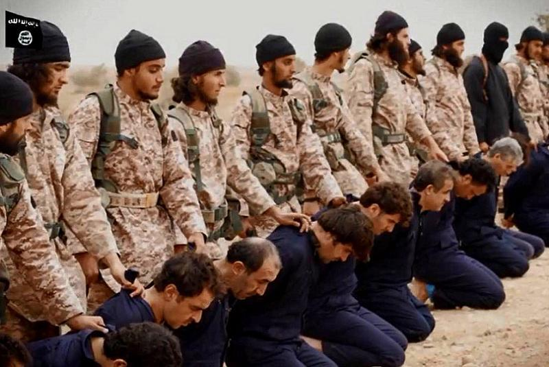 Anti-American Countries ISIS Execution