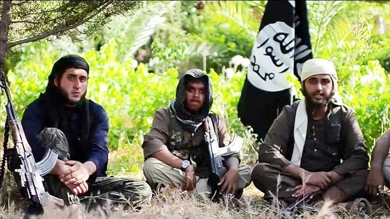 Anti-American Countries ISIS Picnic