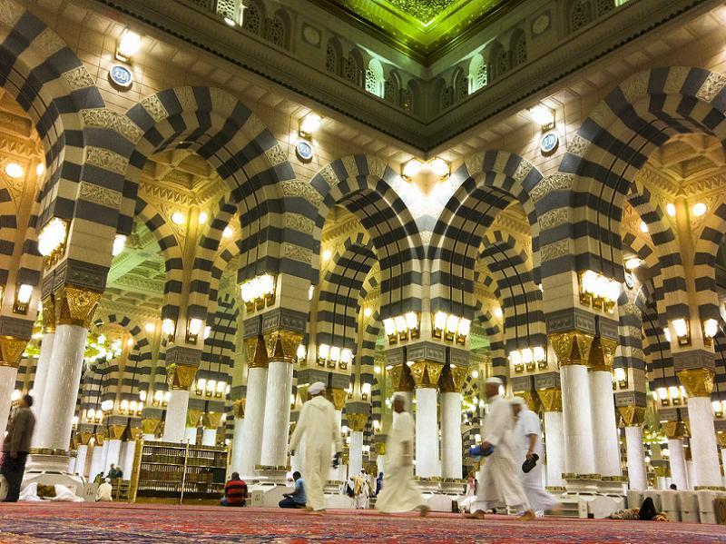 Anti-American Countries Saudi Mosque