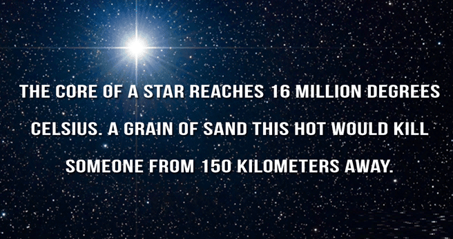 29 Interesting Space Facts That Prove Life On Earth Is Boring