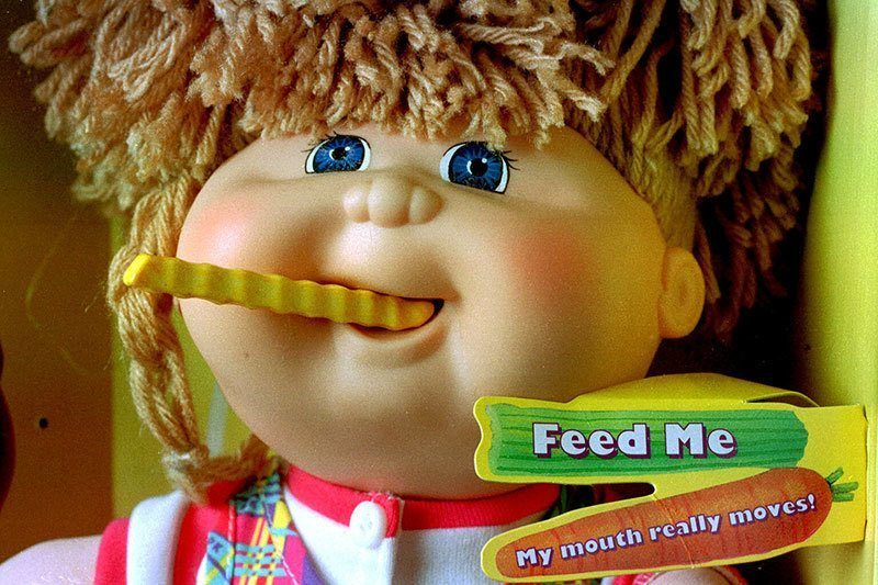 Cabbage Patch Banned in America