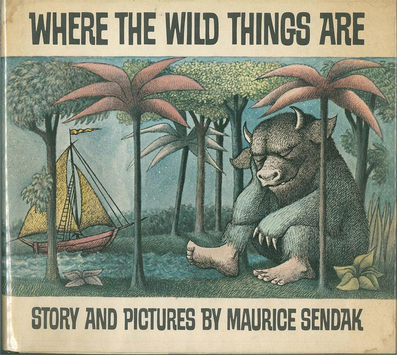 Where the Wild Things Are Original