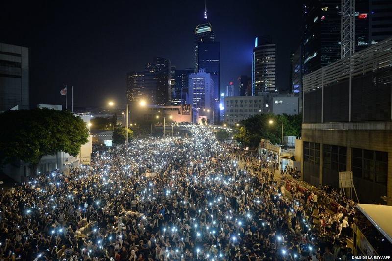 BBC Photos Hong Kong