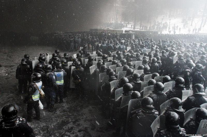 BBC Photos Ukraine