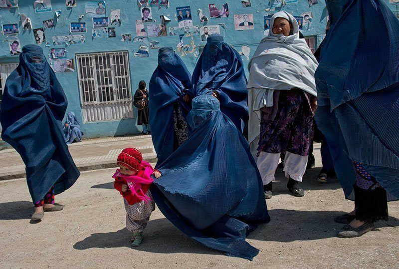 Best Photojournalism Afghan Women