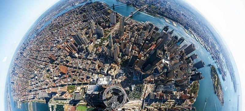 Best Photojournalism Panoramic NYC