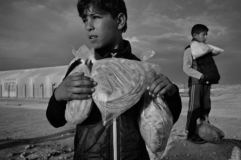 Best Photojournalism Refugee Camp
