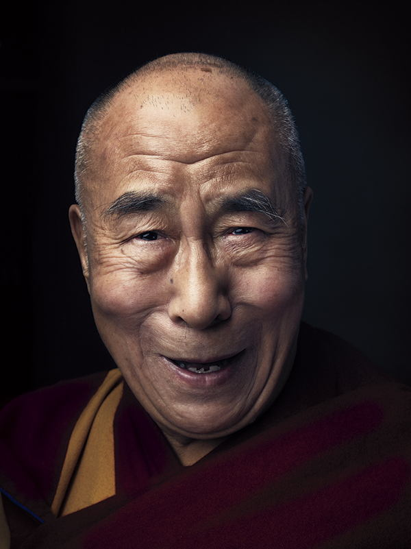 Time Best Portraits Dalai Lama