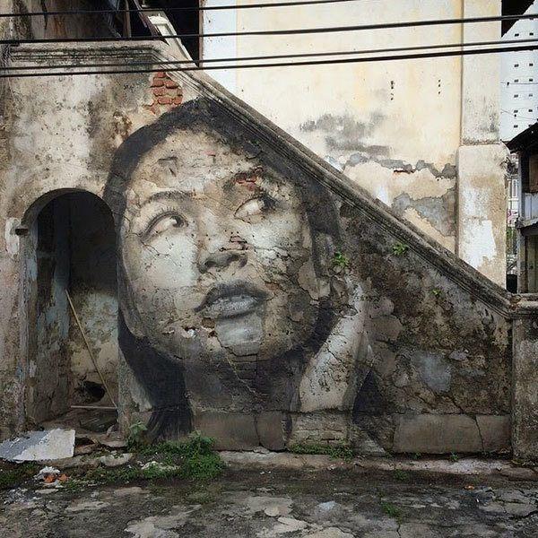 Best Street Art of 2014 RONE