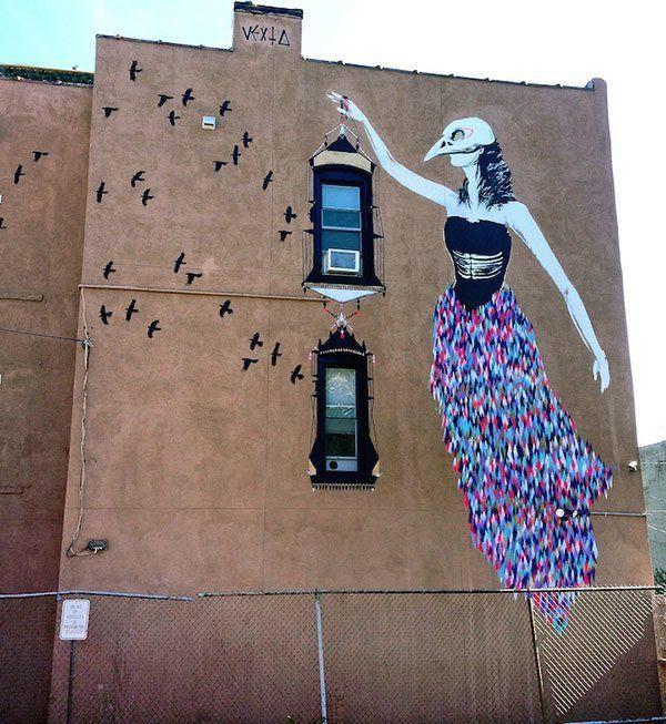 Street Art by Vexta