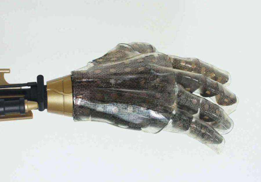 Bionic Skin Future