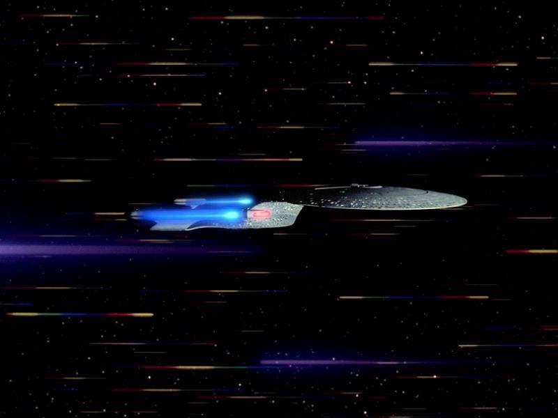 Sci Fi Blunders Warp Speed