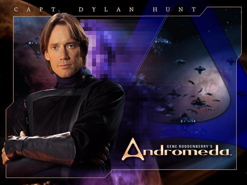 Sci Fi Blunders Andromeda
