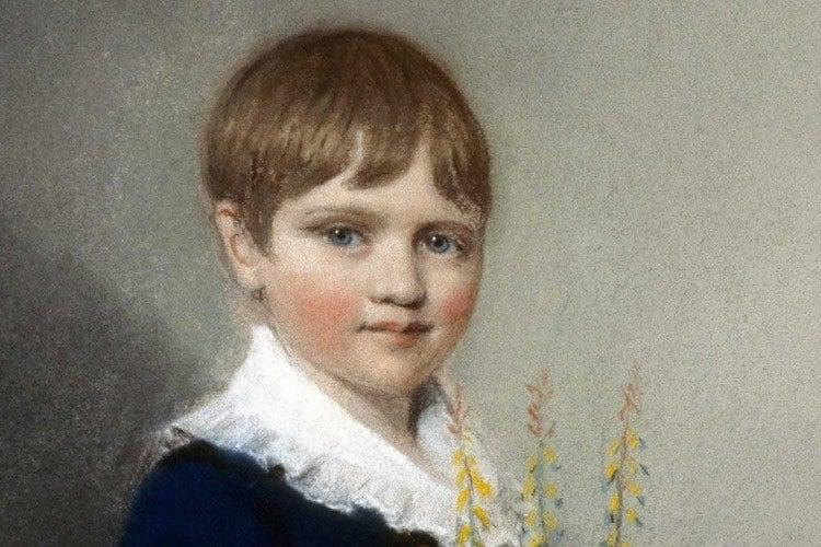 Child Darwin