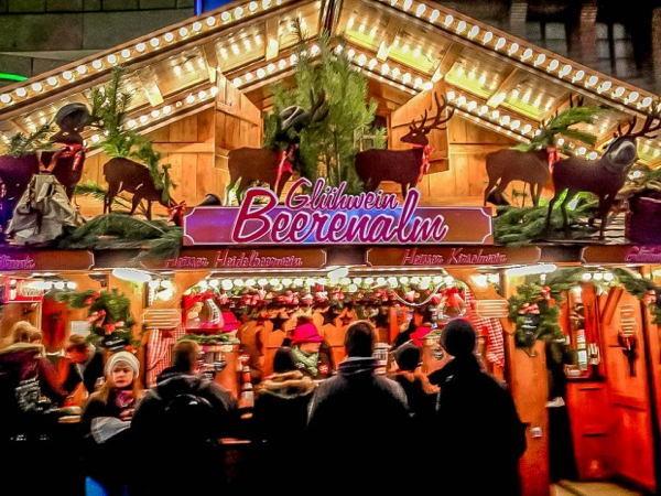 Christmas In Nuremberg Gluhwein