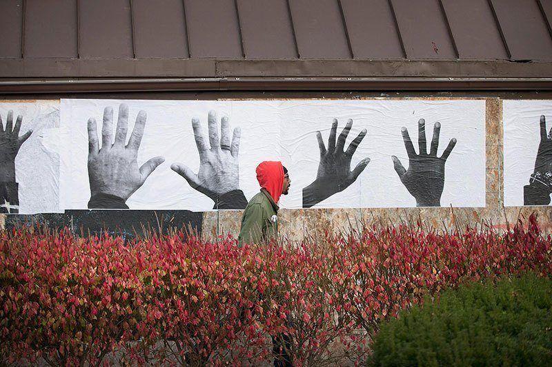 Damon Davis Street Art