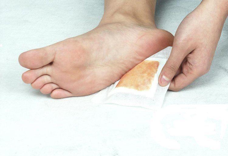 Detox Myth Foot Pads