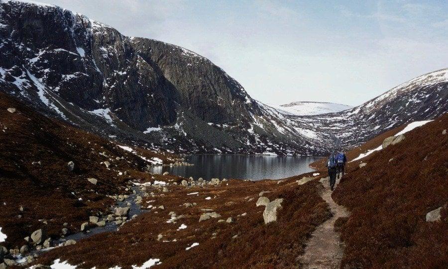 European Natural Wonders Cairngorms Scotland