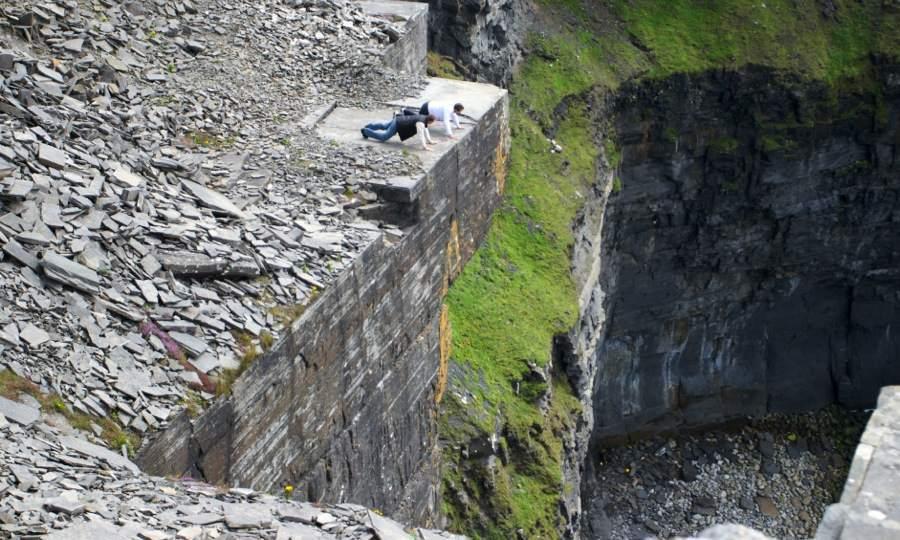 European Natural Wonders Cliffs Moher