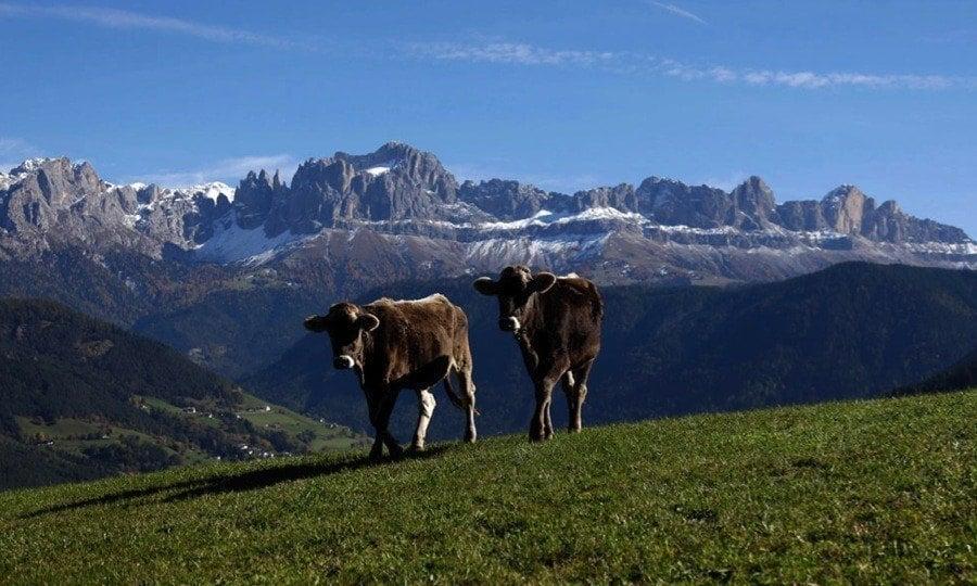 European Natural Wonders Dolomites Italy