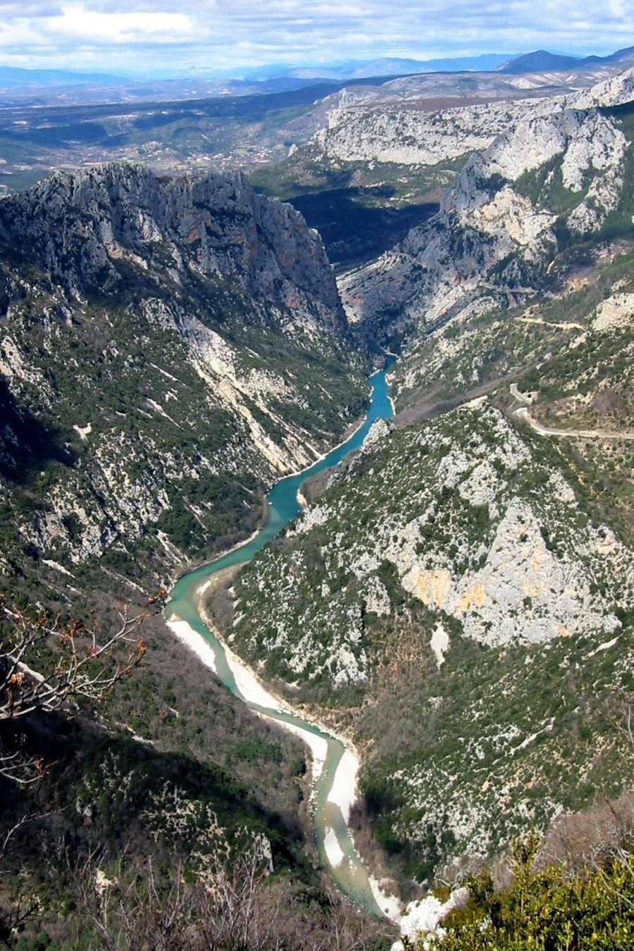 European Natural Wonders Verdon Gorge
