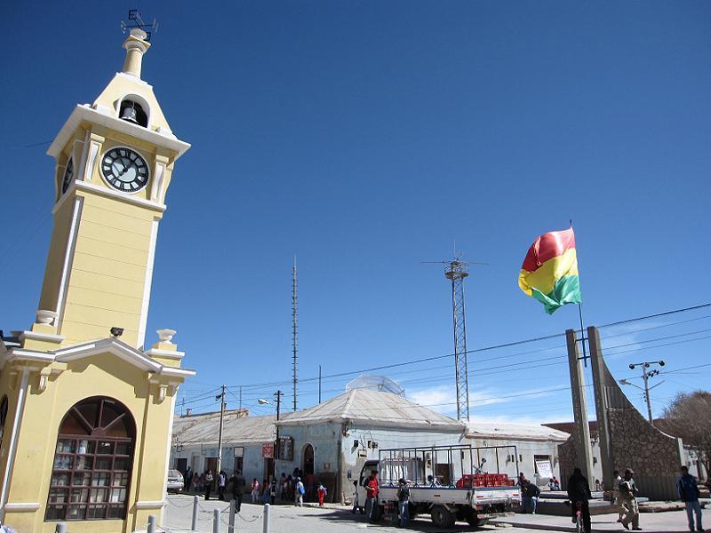 Extreme Climates Calama Street