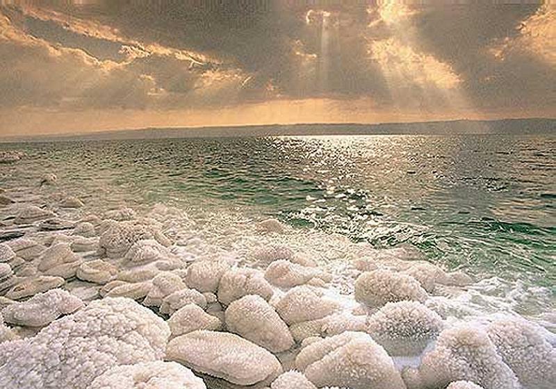 Extreme Climates Dead Sea